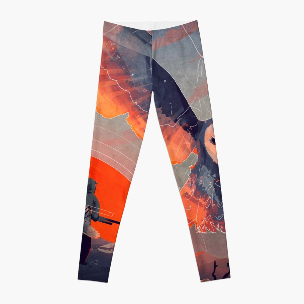 Owl Hunt Leggings