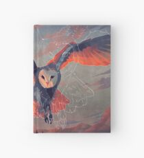 Owl Hunt Hardcover Journal