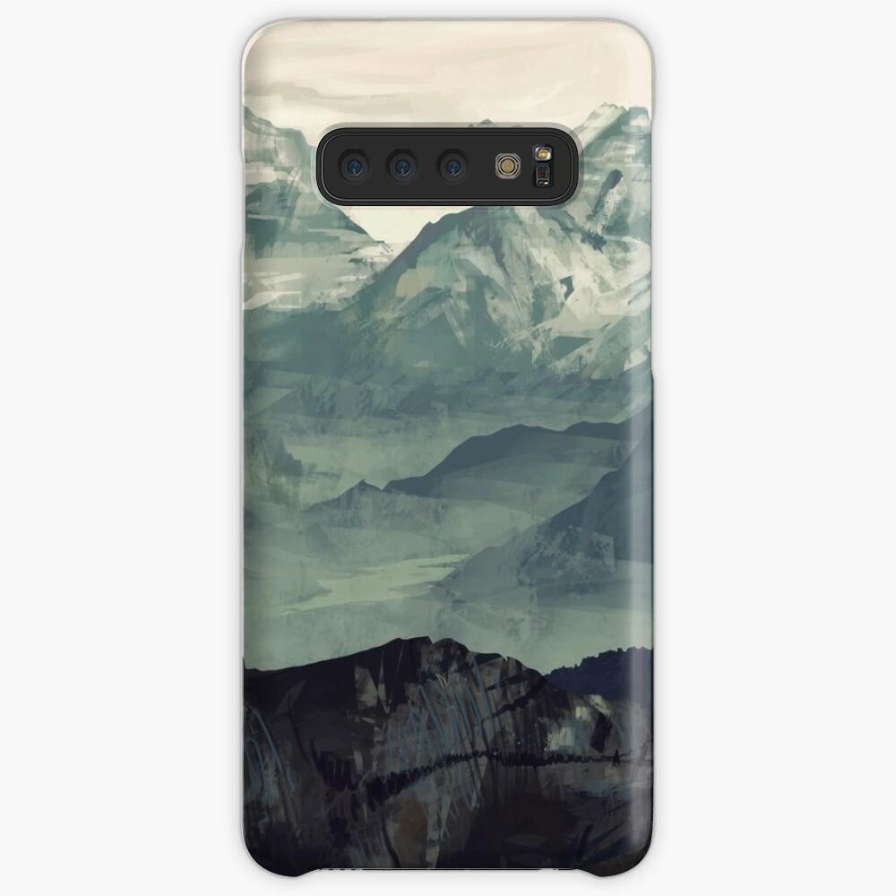 Mountain Fog Case & Skin for Samsung Galaxy
