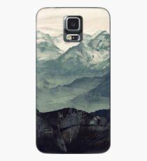Mountain Fog Case/Skin for Samsung Galaxy