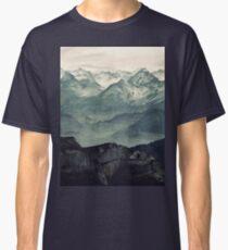 Mountain Fog Classic T-Shirt