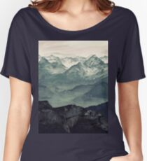 Mountain Fog Women's Relaxed Fit T-Shirt