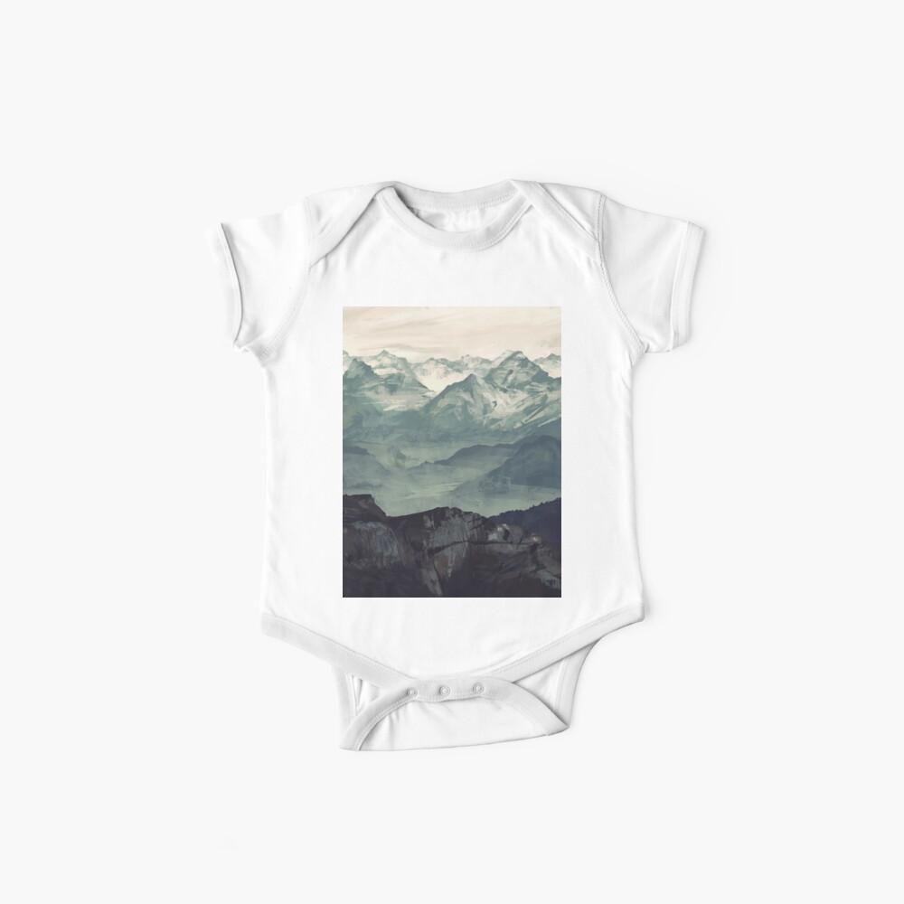 Mountain Fog Baby One-Piece