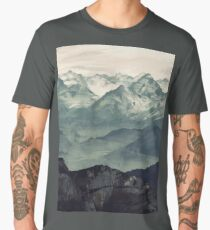 Mountain Fog Men's Premium T-Shirt
