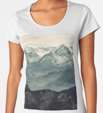 Mountain Fog Women's Premium T-Shirt
