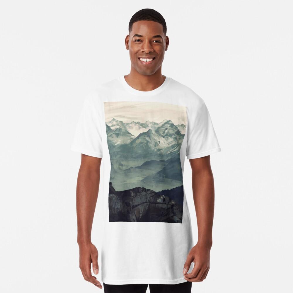 Mountain Fog Long T-Shirt