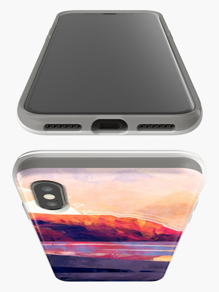 Alternate view of Table Mountain iPhone Case & Cover