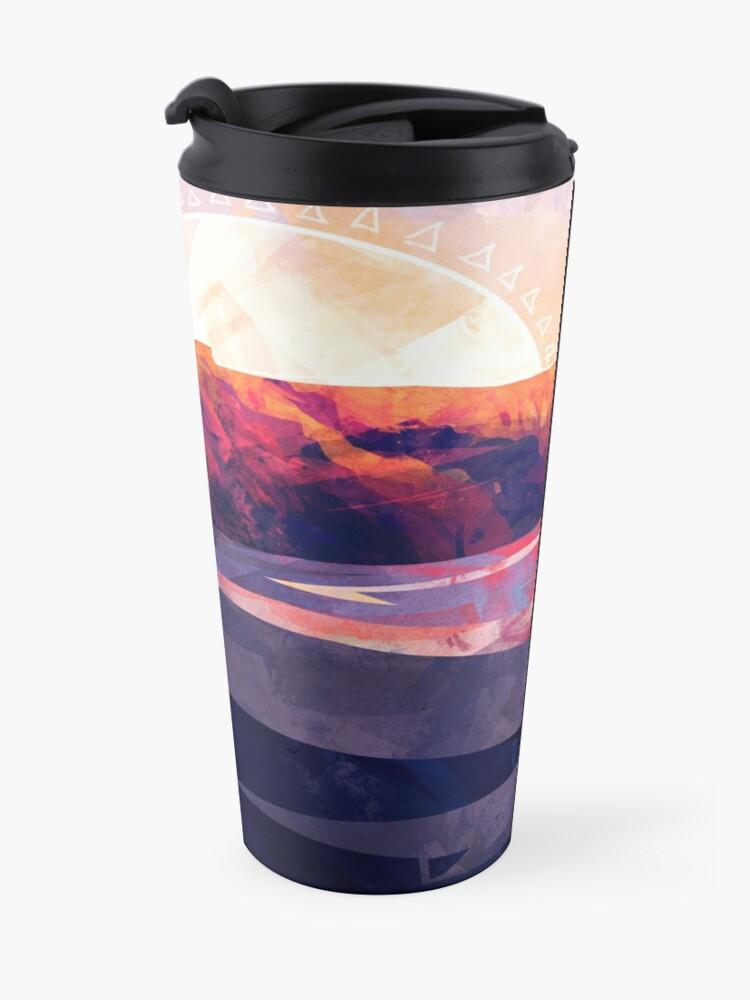 Alternate view of Table Mountain Travel Mug