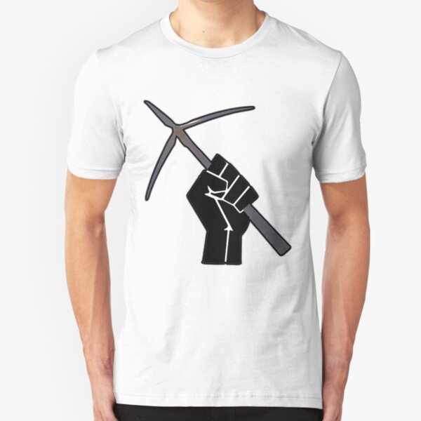Fight for your turbine...... Slim Fit T-Shirt