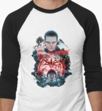 Camiseta ¾ bicolor para hombre Bitchin Eleven ST2 Tribute