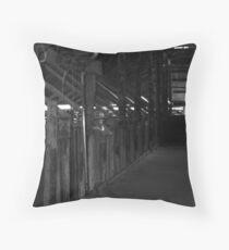 Mungo Station Throw Pillow