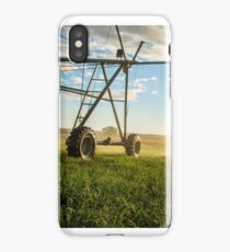 Irrigation Evening iPhone Case/Skin