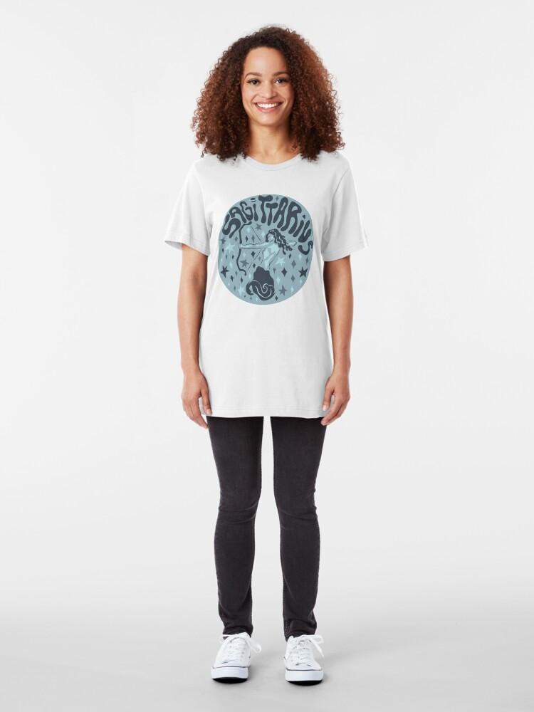 Alternate view of Sagittarius Slim Fit T-Shirt