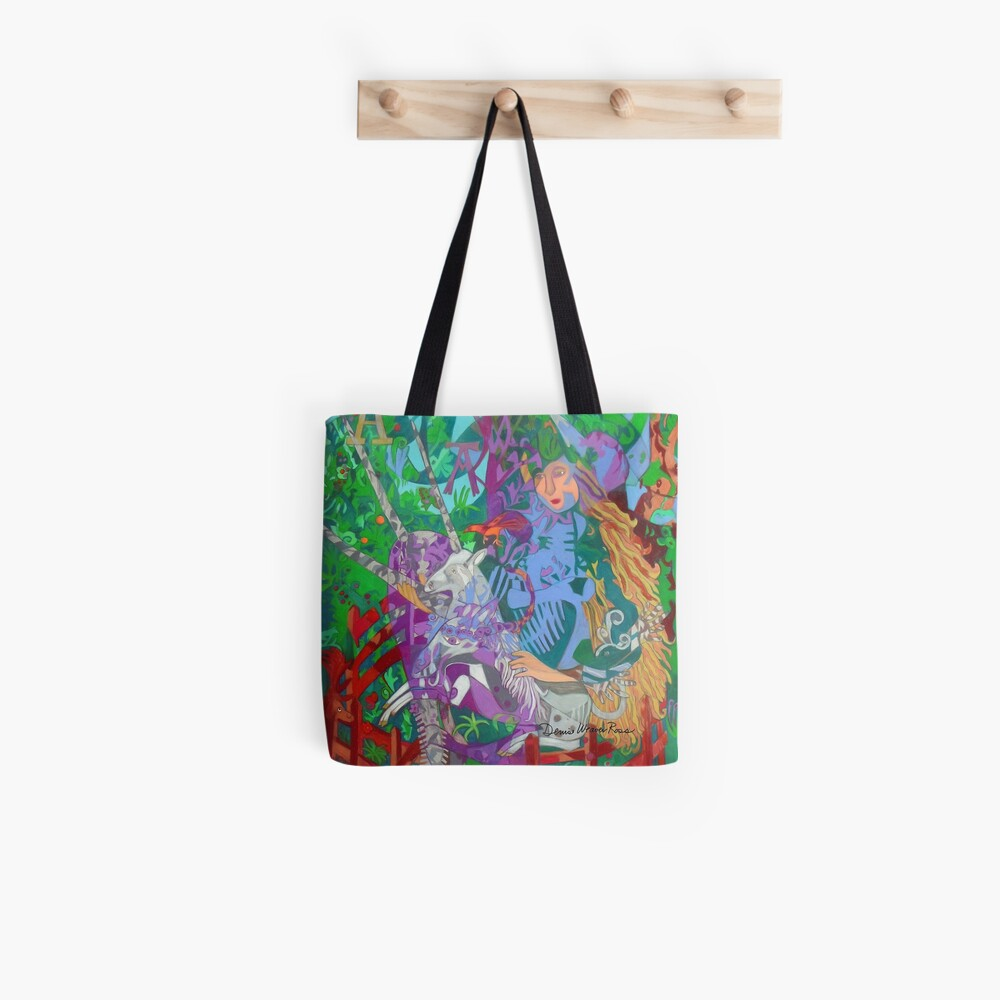 Archeology of the Unicorn Tote Bag