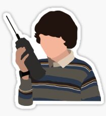 Stranger Things - Mike Sticker