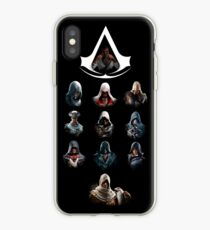 Assassins iPhone Case