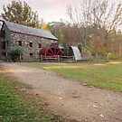 Wayside Inn Mill by jswolfphoto
