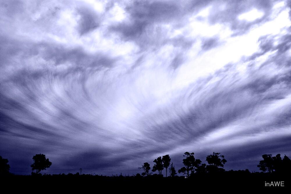 Whirled Sky by inAWE