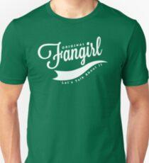 Original Fangirl - Let's Talk About It Unisex T-Shirt