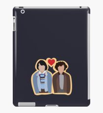 Stranger Things: Mike and Eleven iPad Case/Skin