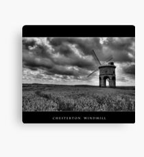 Chesterton Windmill Canvas Print