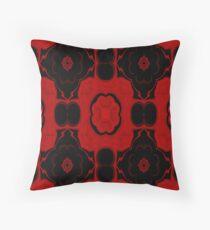 Moroccan Tile Throw Pillow