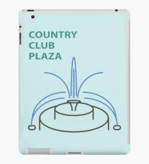 Kansas City Country Club Plaza  iPad Case/Skin