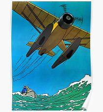Tintin Poster Poster