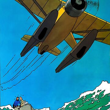 Tintin Poster by bernys