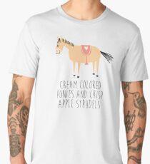Sound of music pony Men's Premium T-Shirt