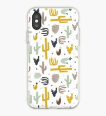 Kaktus - Senf Marine iPhone-Hülle & Cover