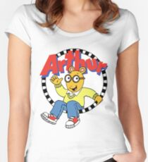Arthur Women's Fitted Scoop T-Shirt