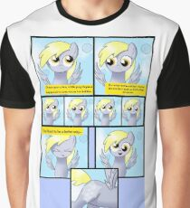 My Little Pony: How Derpy Became Derpy Graphic T-Shirt
