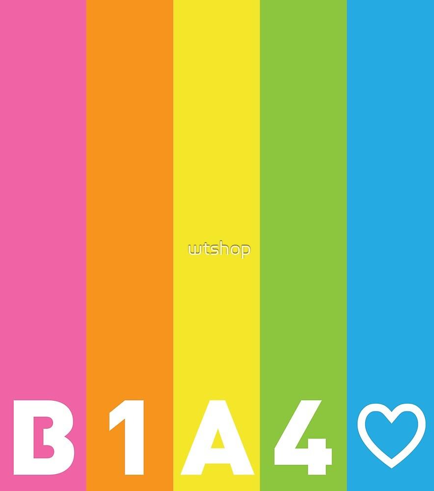 B1A4 - Rangers by wtshop