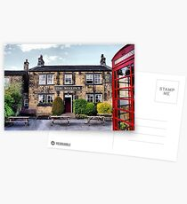 The Woolpack - Emmerdale Farm Country II Postcards