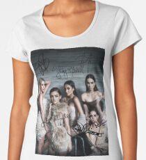 Pretty Little Liars | Cast Signed Women's Premium T-Shirt