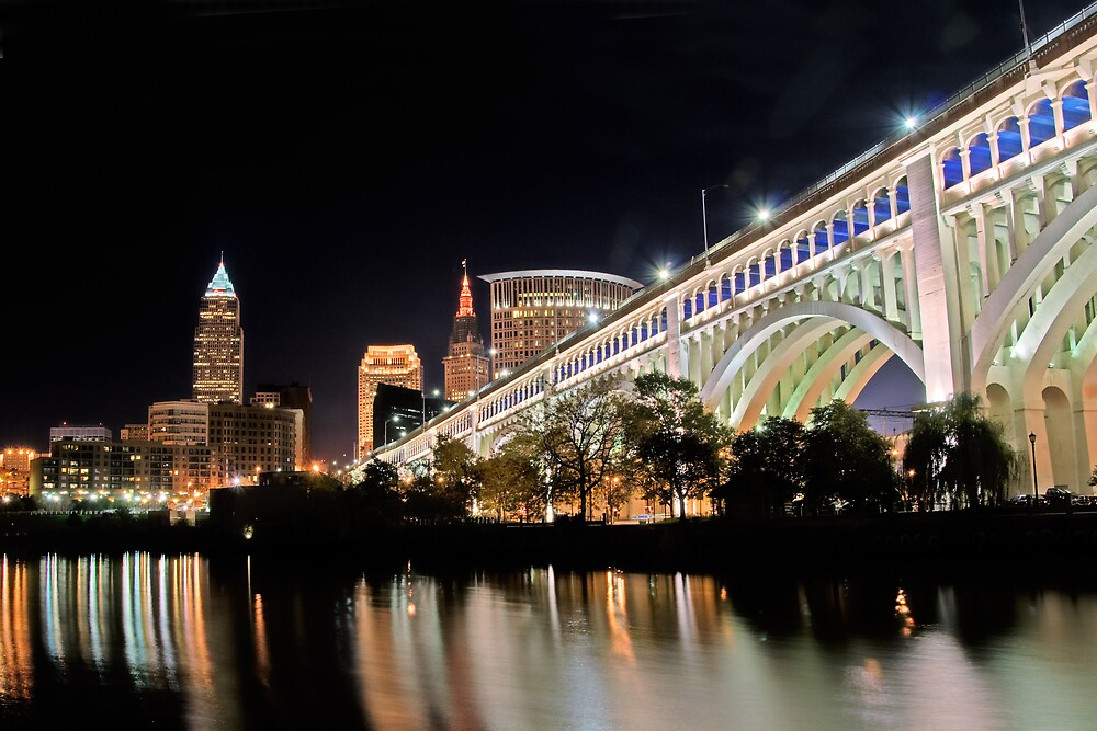 Quintessential Cleveland #1 by MClementReilly