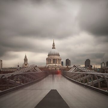 Ghosts - St Paul's Cathedral by URphotography