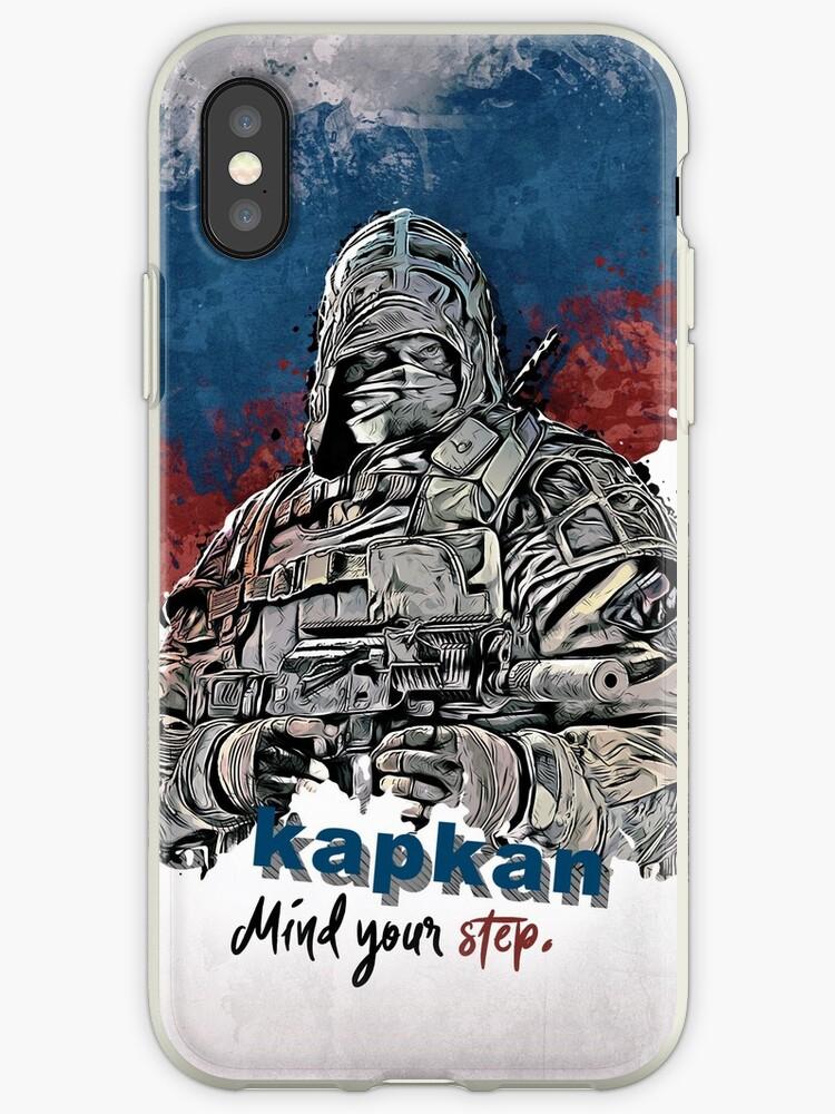 kapkan iphone