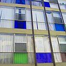 San Francisco Windows by Jen Waltmon
