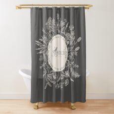 Sassenach Shower Curtain