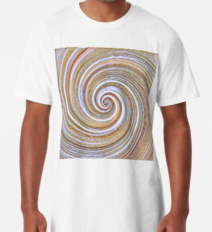 A close up of a cake on Fibonacci table Long T-Shirt