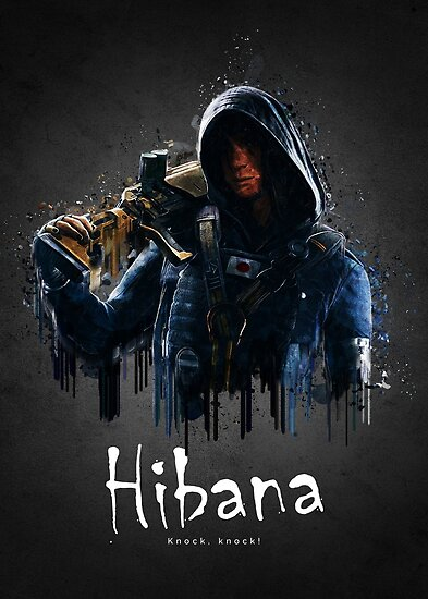 hibana posters by traxim redbubble. Black Bedroom Furniture Sets. Home Design Ideas