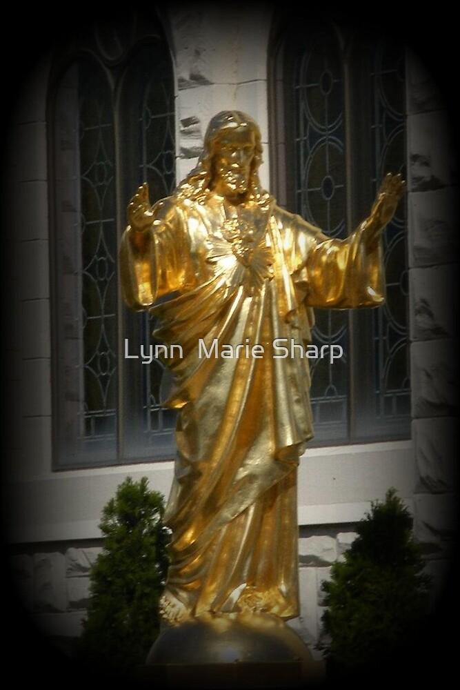 Jesus, Our Savior by Marie Sharp