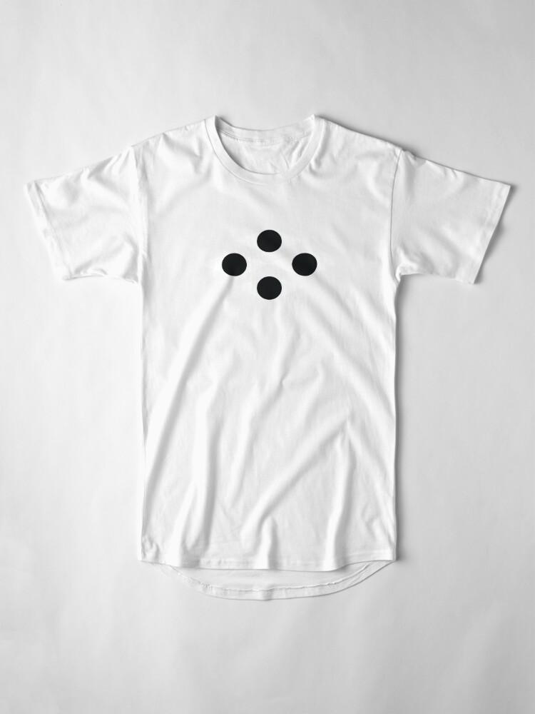 Alternate view of MCM Eye Am Watching You Long T-Shirt