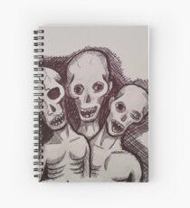 Zombies! Spiral Notebook