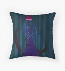 night vale public library Throw Pillow