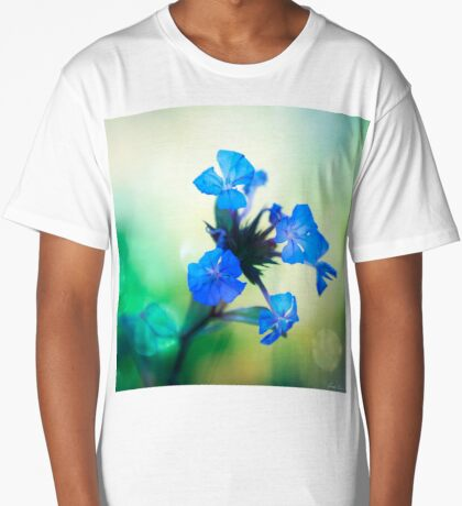 Tangled up in Blue Long T-Shirt