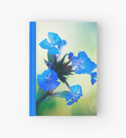 Tangled up in Blue Hardcover Journal