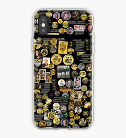 Richmond Virtual Duffle Coat - updated 2017 Premiers version iPhone Case